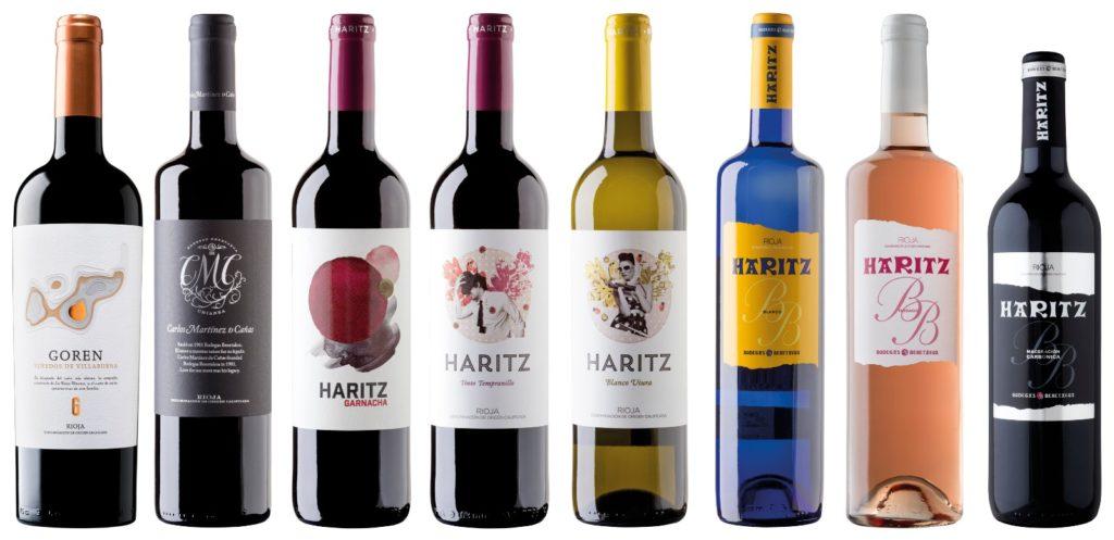 Todos los vinos de Bodegas Benetakoa